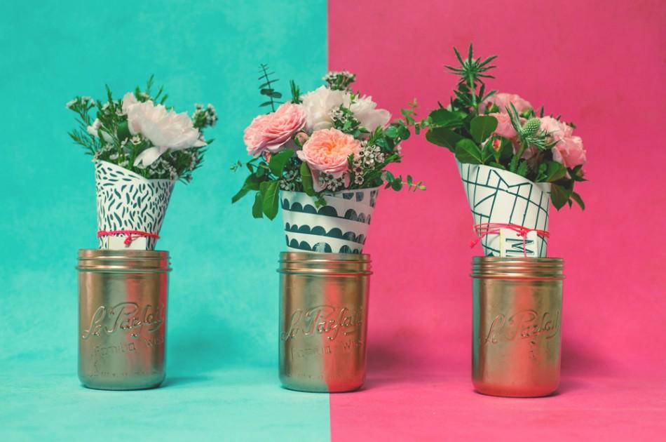 DIY Fête des mères, cartes Fête des mères, fleurs Fête des mères