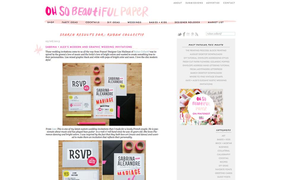 blog papeterie mariage, blog inspiration faire-part mariage