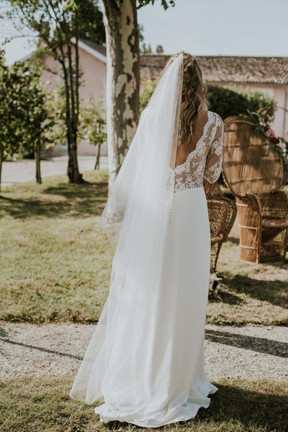 déco mariage fauteuils emmanuelle vintage