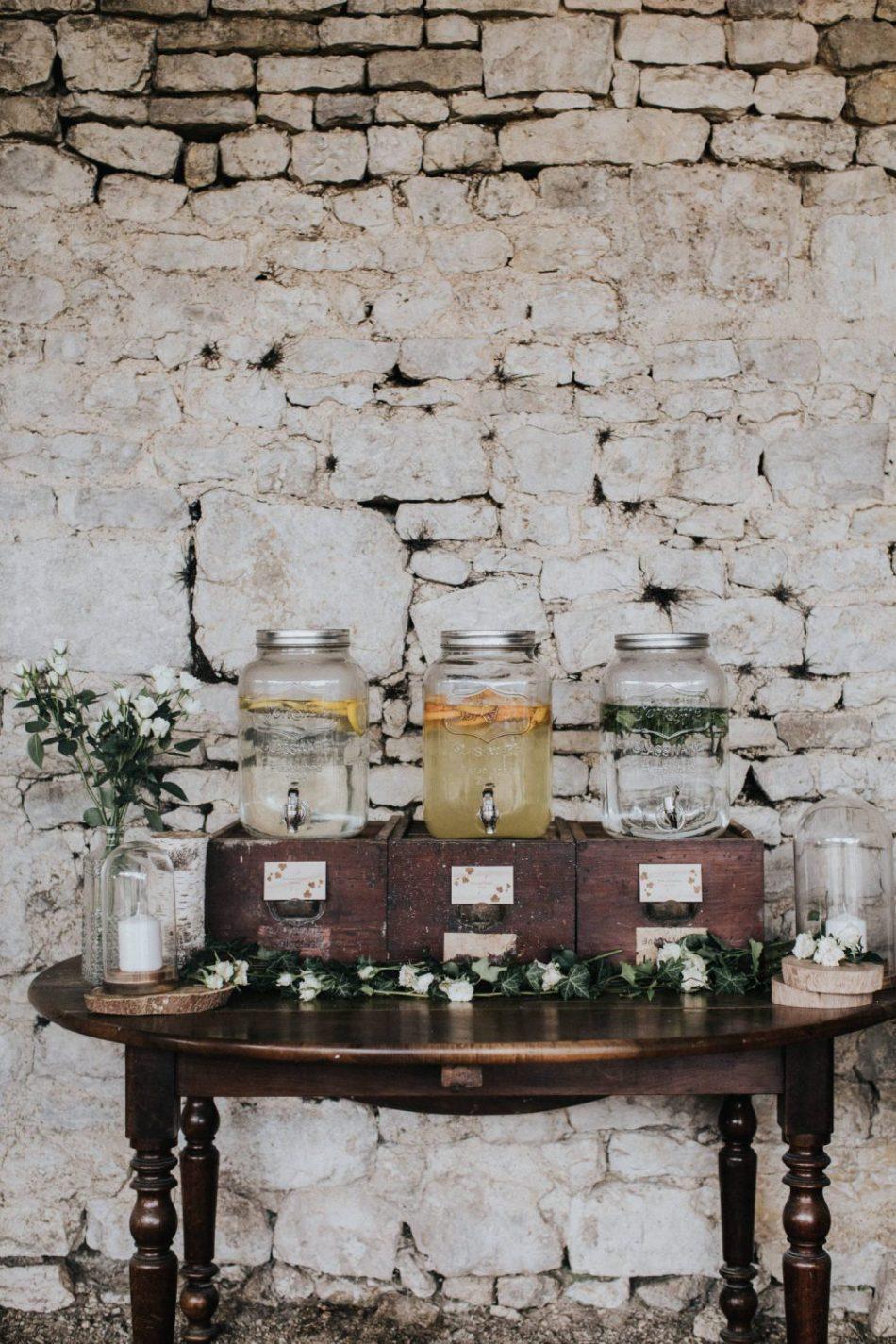 recette cocktails pour mariage