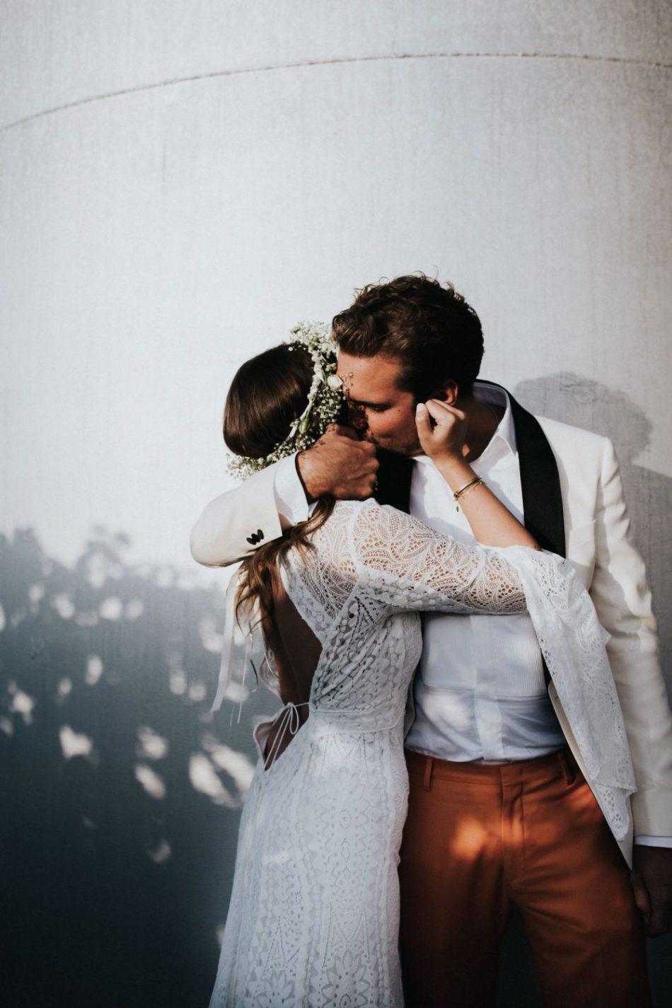 mariage bohème a la campagne