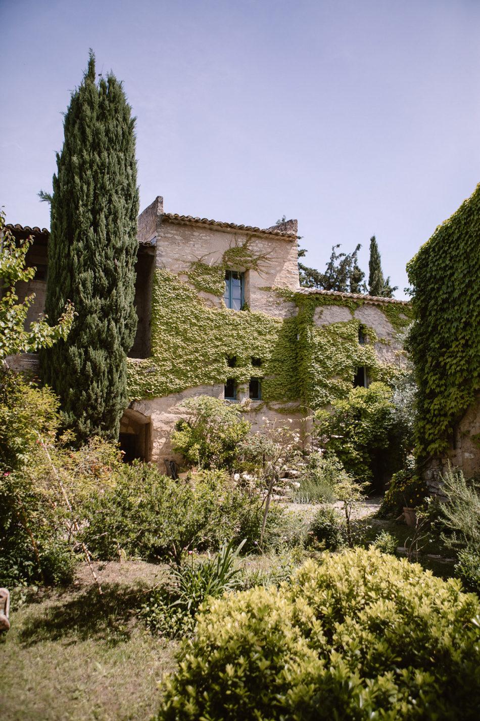 maison en pierre provence