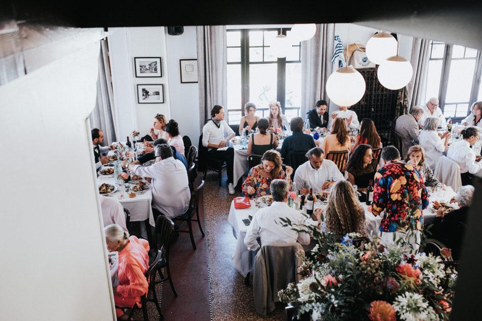 organisation mariage sur le pays basque Ruban Collectif