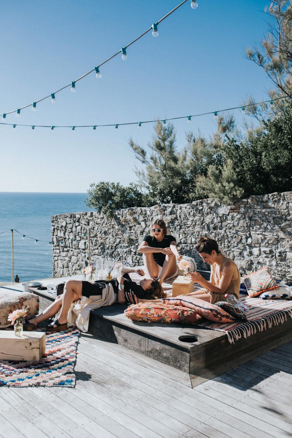 Wedding planner landes et pays-basque Nabie dit oui de Ruban Collectif