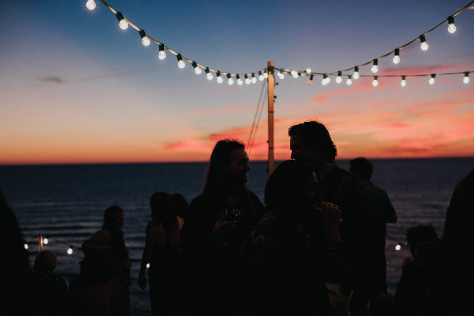 Organisation mariage au bord de la mer