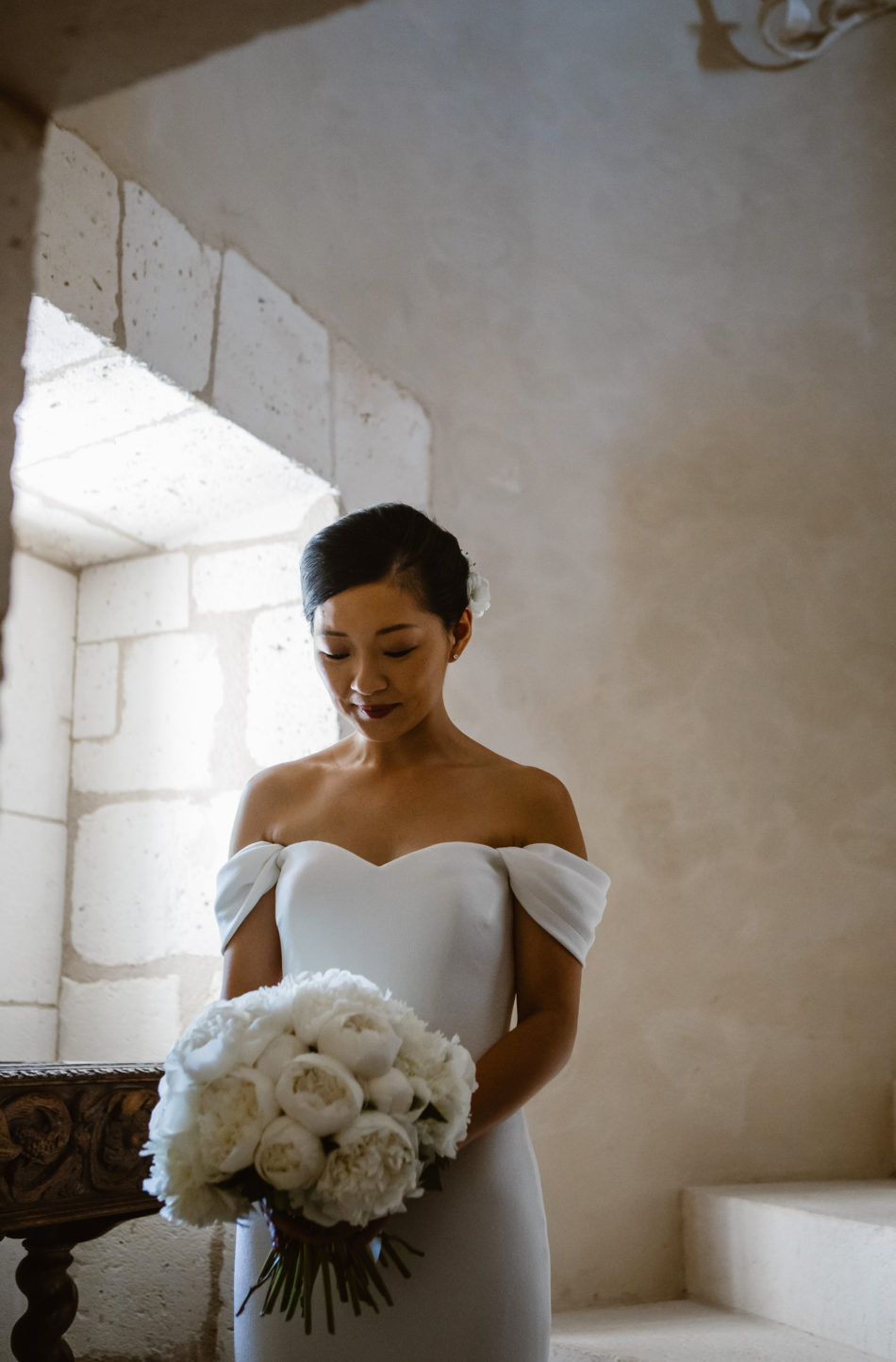 wedding dress designer in france
