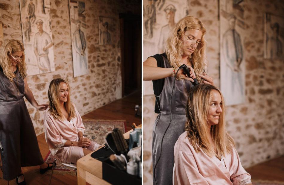 coiffeur mariage sare