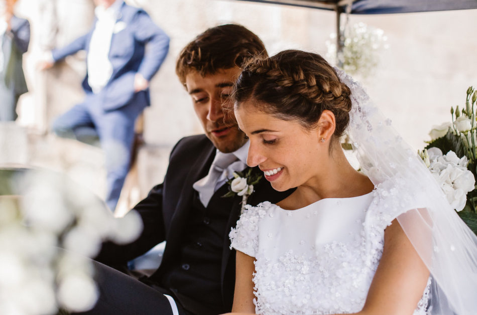 mariage en mehari