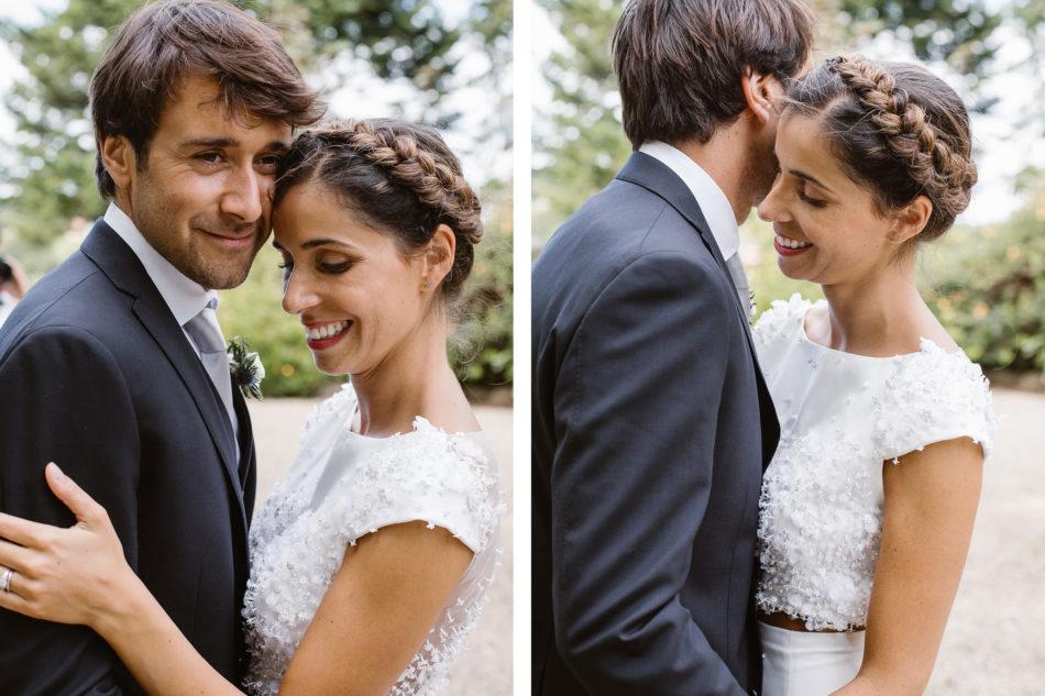 photo de couple pays basque