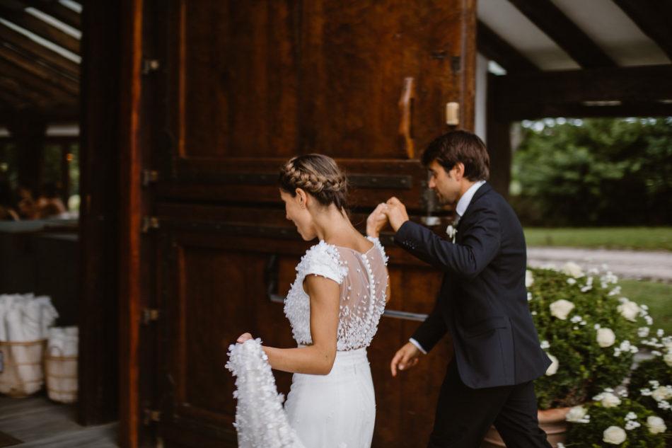 entré des mariés