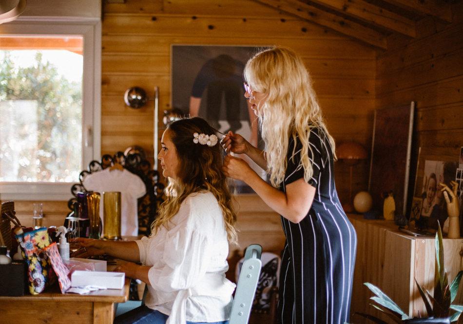 coiffure boheme par eglantine reigniez