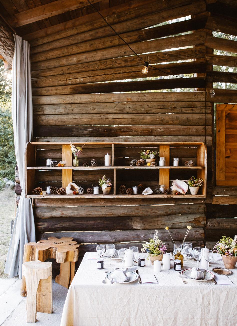 se marier dans une grange