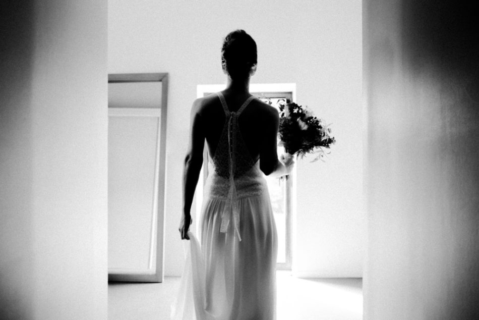 black and white bride in aix en provence, france