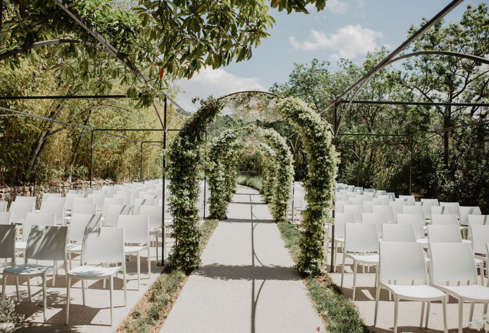 mariage juif en exterieur