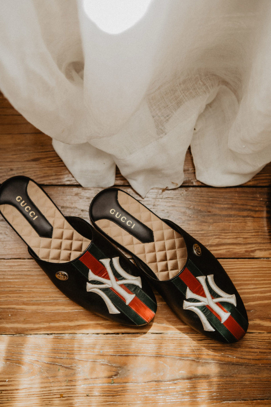 chaussure gucci mariage