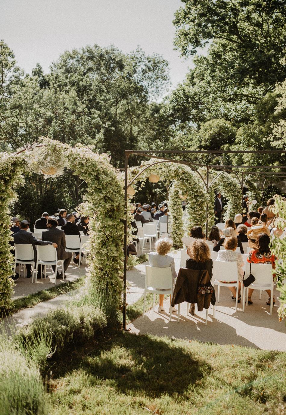 arche de mariage oversize