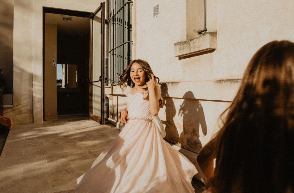 petites filles qui dansent