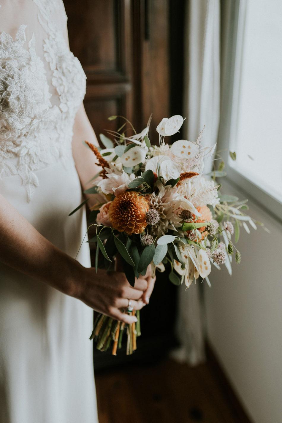 bouquet de la mariée par Lady Brindille