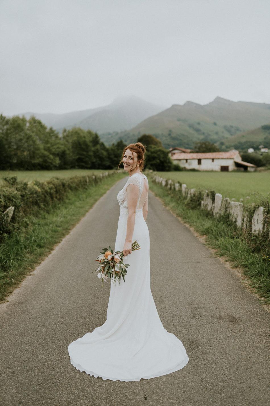 mariage a la montagne au pays basque