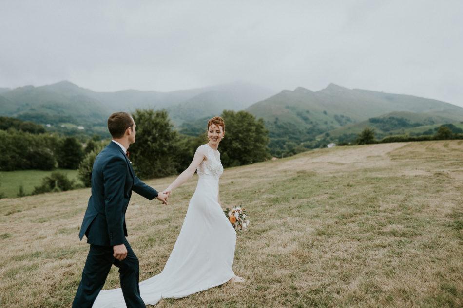 photo de couple pas nunuche pour un mariage