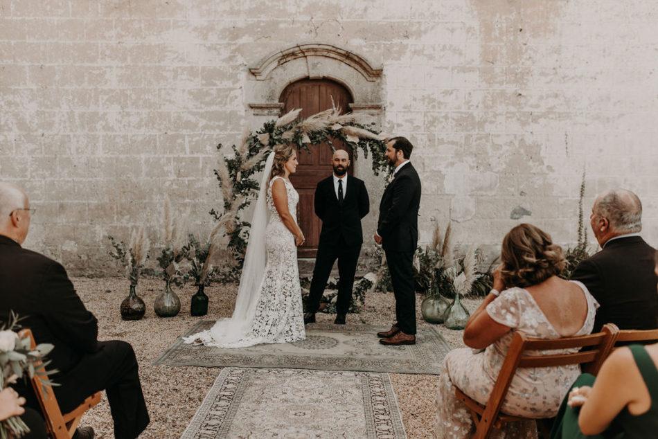 mariage boho chic à ciboure
