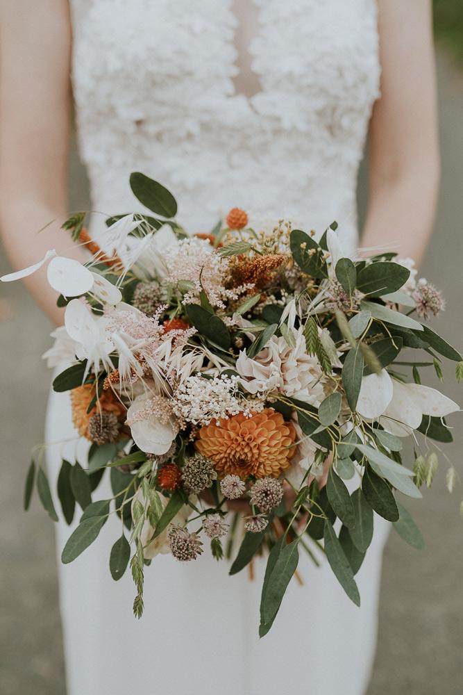 bouquet de la mariée pays basque et landes