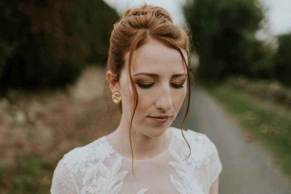 idée coiffure mariage moderne