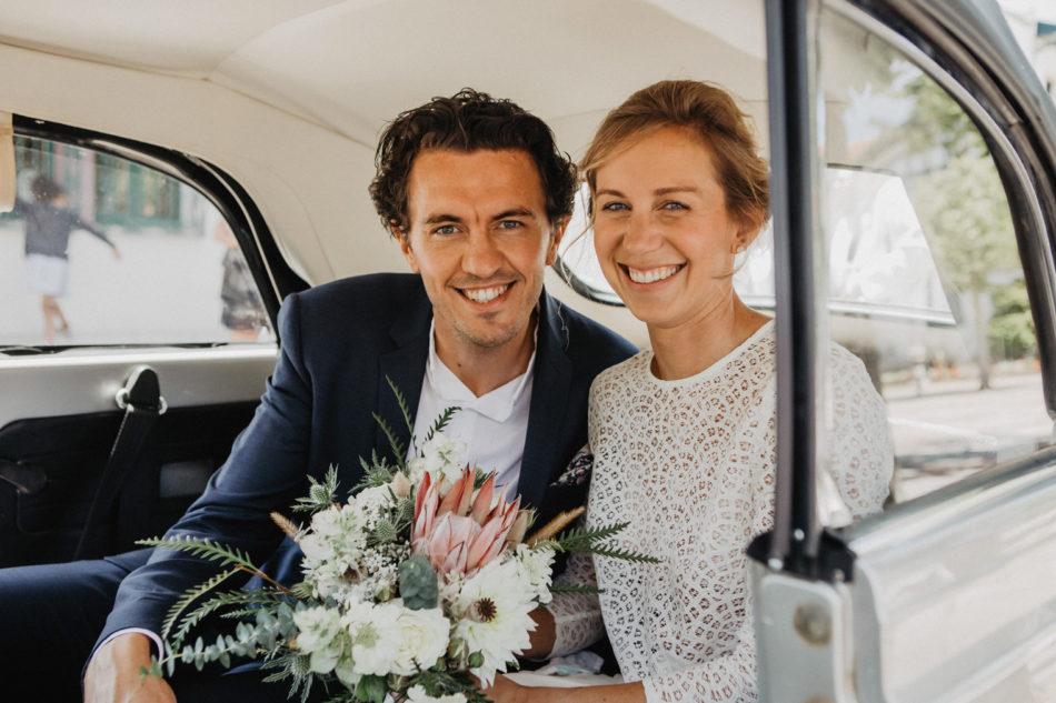 cortege voiture mariage