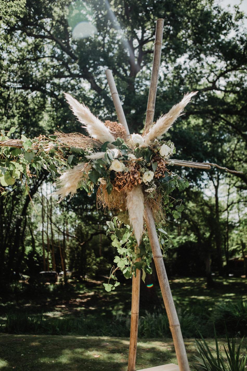 ceremonie pampa