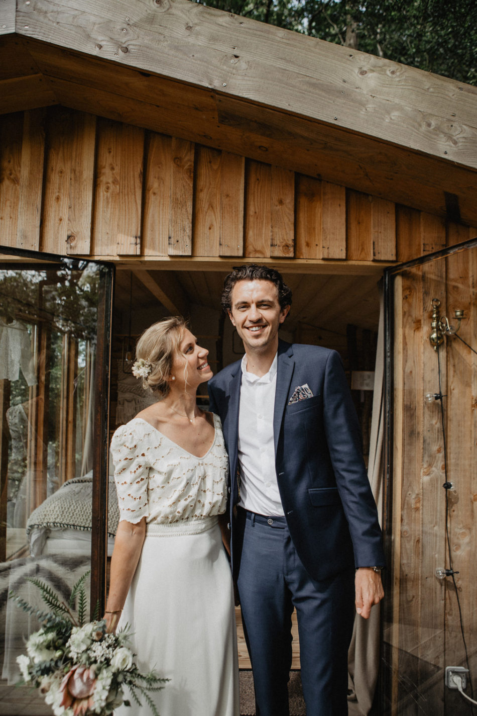 wedding photographer landes