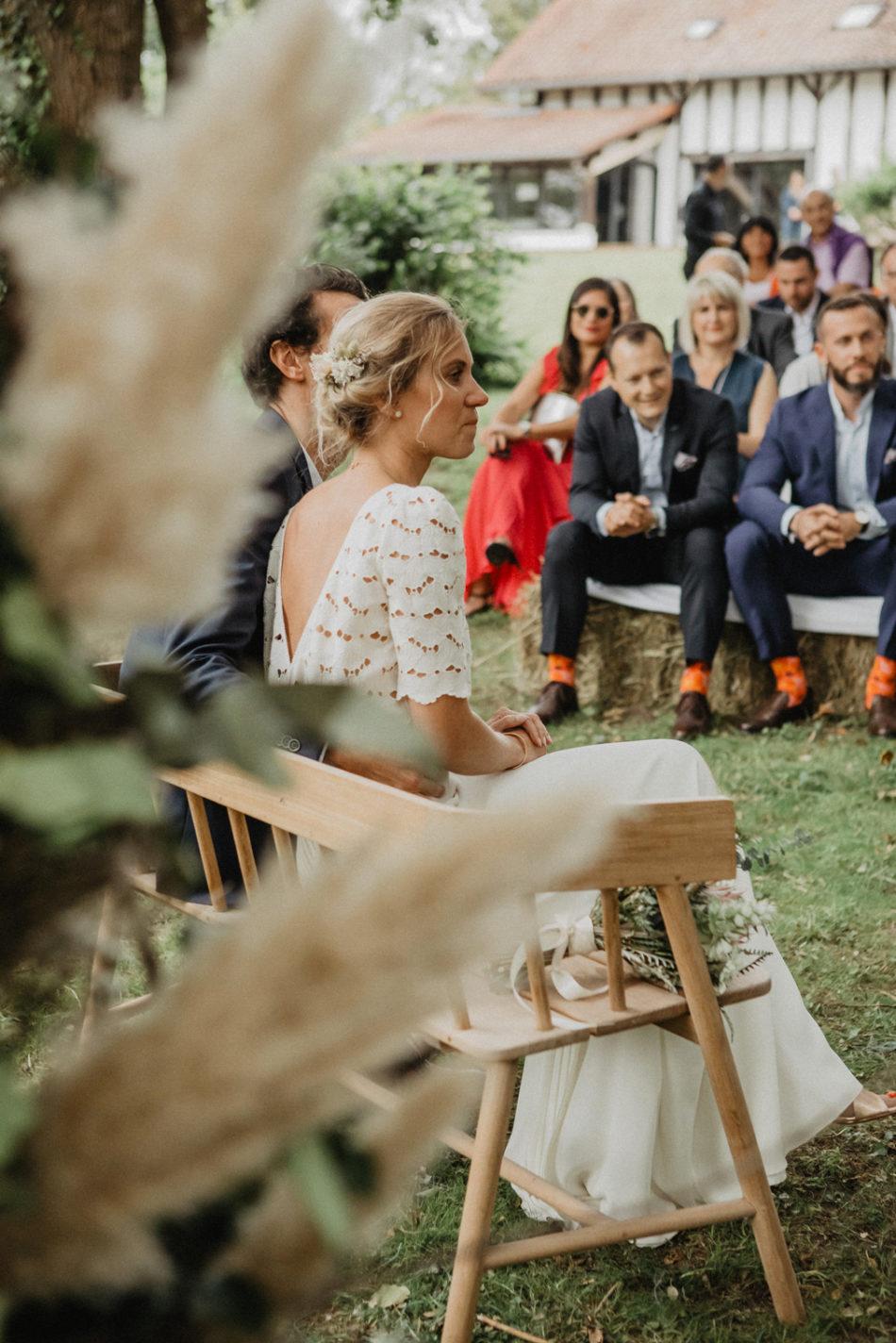 mariage boheme landes