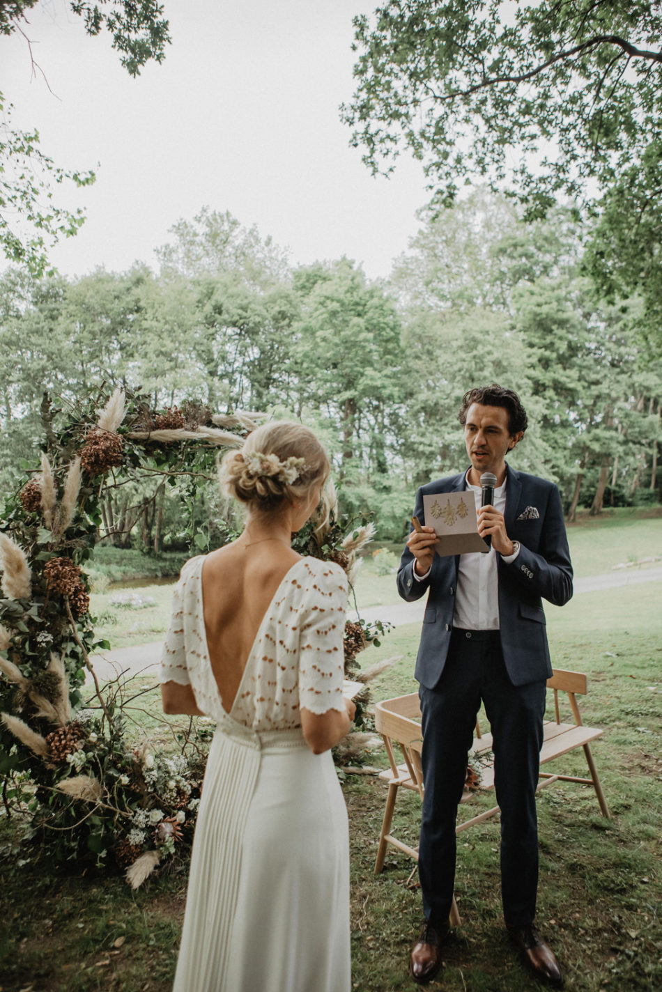 idee discour du marié